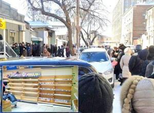 Мэрия Ростова-на-Дону обвинила горожан в дефиците хлеба