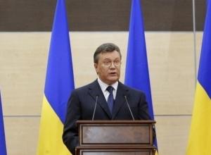 Янукович: Украина одной ногой вступила в гражданскую войну. Экстренное выступление в Ростове