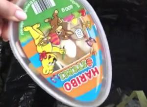 Разноцветные конфетки получили ростовчане на «Почте России» вместо одежды