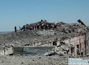 В Донецке под завалами центральной обогатительной фабрики найден мертвым рабочий