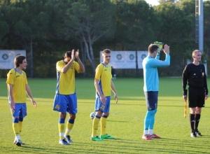 Футболисты «Ростова» сыграли вничью с «Жетысу» на сборе в Турции