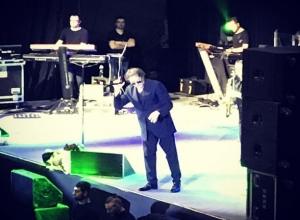 Неблагодарные зрители Ростова массово покидали концерт Григория Лепса не дав ему допеть о самом лучшем дне