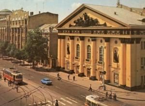 Никита Хрущев вручал в Ростовском цирке награды, а лучшие режиссеры ставили свои номера