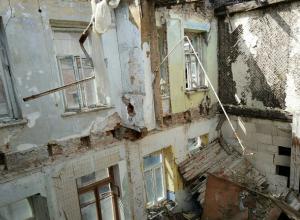 Взрыв газа в центре Ростова ожидает житель города после визита к бомжу