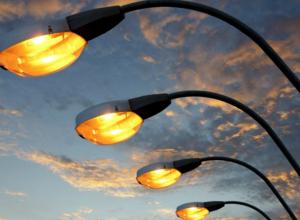 На освещение Ростова потратят около 400 миллионов рублей