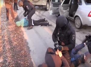 Банду закладчиков наркотиков из двух регионов России задержали в Ростове