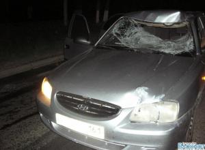 В Ростове водитель на «Хендае» насмерть сбил пешехода, нарушившего ПДД