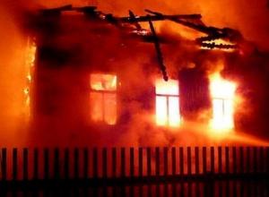 В Ростовской области в результате пожара погибли мать и ее 3-летняя дочь