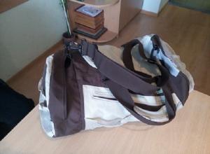 Марихуану спрятал в тайнике своей сумки житель Ростовской области