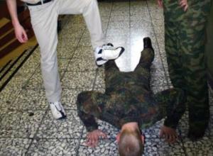 Старший лейтенант забил до смерти рядового в воинской части Ростовской области
