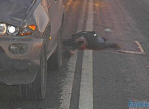 В Ростовской области водитель на BMW X 5 насмерть сбил пешеходов (ФОТО)