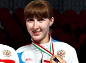Рапиристка из Ростова стала третьей в Европе