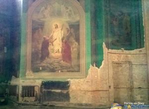 В Ростовском кафедральном соборе восстановят исторические росписи