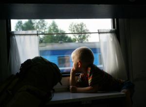 Ростовчанам разрешат отправлять детей в поездку по ЖД одних
