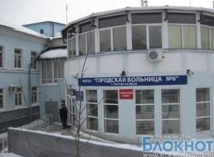 В Ростове из больницы эвакуировали 147 пациентов
