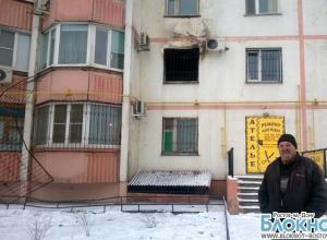 В Ростове тракторист с помощью ковша спас из огня двух женщин и детей