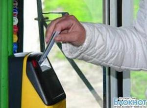 В общественном транспорте Ростова вновь запускают систему безналичной оплаты проезда