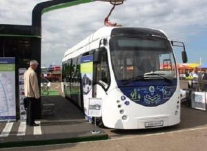 Транспортную перезагрузку в Ростове начнут с закупки электробусов