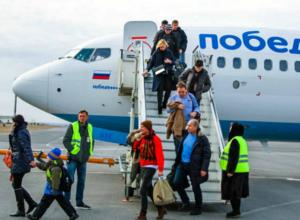 Самолеты авиакомпании «Победа» не полетят в Баку этой зимой из Ростова