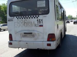 Оскорбивший ростовчанку водитель маршрутки получил строгий выговор от начальства
