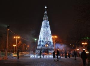 Программа мероприятий на новогодние праздники в Ростове-на-Дону