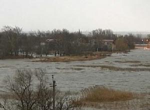 В Ростовской области сохраняется угроза паводка