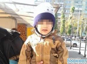 В Ростове охранники ТЦ «Вавилон» нашли на улице потерявшегося ребенка