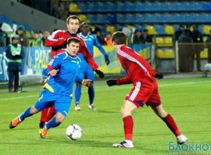«Ростов» обыграл «Мордовию»