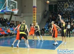 Ростовский баскетбольный клуб «Атаман» официально исключен из российской Суперлиги за долги