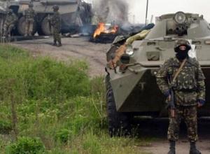Десять украинских пограничников с ранениями доставлены в больницу Гуково