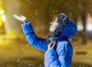 Долгожданным снежком побалует погода жителей Ростова в конце рабочей недели