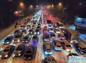 Ростовчане сняли клип «Дорожный Армагеддон» о снежном коллапсе в донской столице