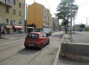 Улицу Станиславского в Ростове полностью отремонтируют только к 2019 году