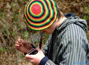 8 кг марихуаны изъяли на растаманской вечеринке в Волгодонске