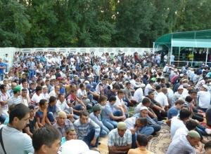 Мусульмане Дона отмечают праздник Ураза-байрам