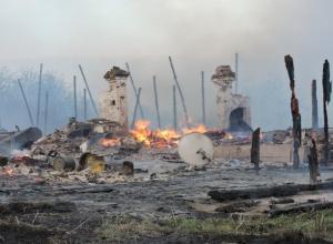 Пострадавшие ростовчане будут на свои деньги ремонтировать дома, сгоревшие 21 августа