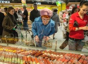 Подорожали колбаса с овощами и подешевели мясо с яйцами: динамика цен в ростовских магазинах