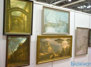 Армяне Дона представили картины на выставке «Арт-Ростов»