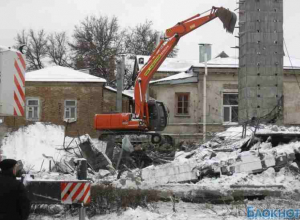 Задержан заказчик рухнувшего в Таганроге дома