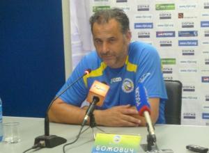 Миодраг Божович: задачу на сезон завтра нам озвучит губернатор