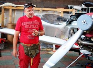 Совладелец аэродрома Дугино погиб, выполняя фигуру высшего пилотажа