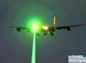Самолет «Ростов-Самара» хулиганы ослепили лазером