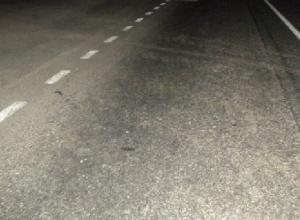 В Ростовской области погиб ребенок, перебегавший дорогу с матерью