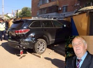 В Ростове-на-Дону скончался профессор ЮФУ, сбитый чиновником областного правительства