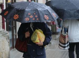 Дождь и +18: каким будет начало рабочей недели в Ростове