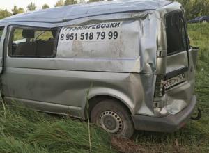 Жертвами страшной аварии под Ростовом могли быть иностранцы