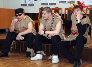 В Ростовской области заключенные поставили трагикомедию Шекспира «Король Лир»