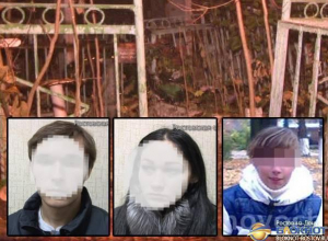 Появилось видео допроса студентов, раскопавших в Новочеркасске могилу 84-летней женщины