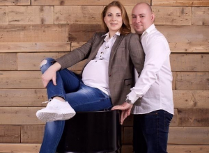 Очаровательная гандболистка «Ростов-Дона», сменившая украинское гражданство, родила дочь