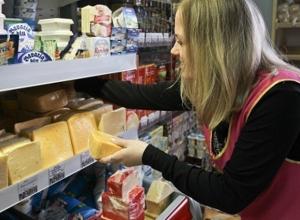 Роспотребнадзор запретил ввоз в Россию украинских сыроподобных продуктов